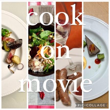 料理画像の作成、オンラインレッスン、社内研修等