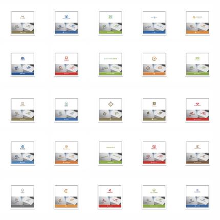 激安ロゴ ¥4875 : 過去ストック流用+屋号を貴社名に変更プラン