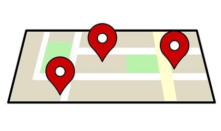 Googleで指定した地域のGPS検索結果をスクレイピングして取得するツール