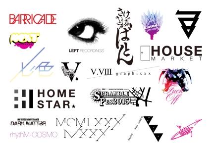 スタイリッシュでインパクトのあるロゴデザイン