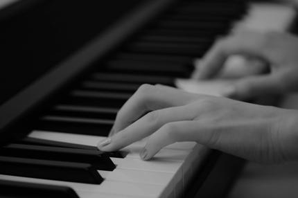 ピアノ・シンセのレコーディング