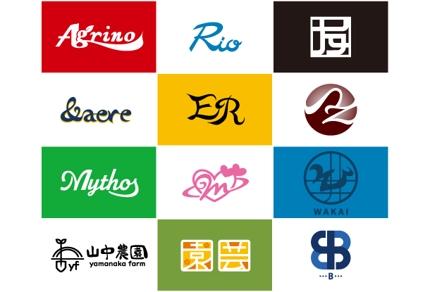ロゴタイプ&シンボルロゴをデザインします