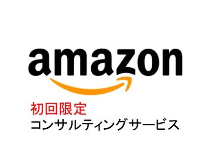 Amazon販売 【初回限定】コンサルティング
