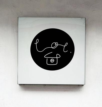 イラスト・線画ロゴ制作致します 手書き風で味のあるおしゃれなロゴに。