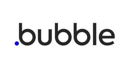 ノーコードツールbubbleを用いたシステム開発(小・中規模)