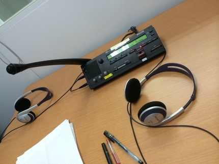 Skype、Zoom、電話等での通訳(逐次通訳)英語・スペイン語