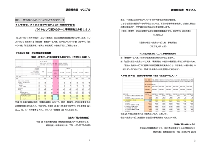テレビ番組制作における情報リサーチ