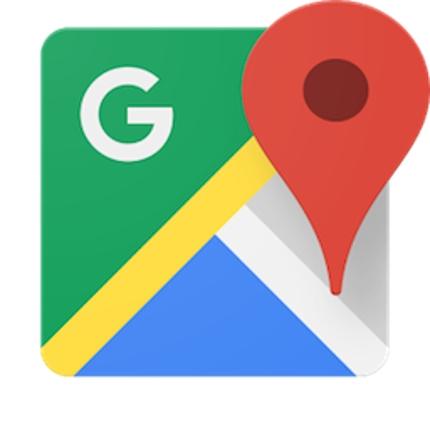 地図をホームページに追加します