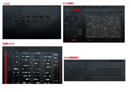 ブログ記事管理システムFilemaker(ファイルメーカー)