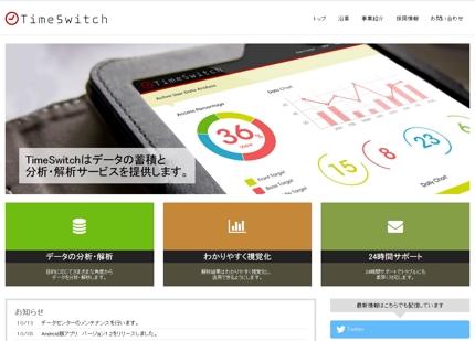 webサイト制作(HTML、CSS、jQuery、CSSによるレスポンシブル)1ページ5000円