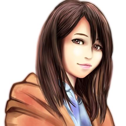 【デジタル似顔絵】リアル風CGイラスト SNS等のアイコンやプレゼントに!
