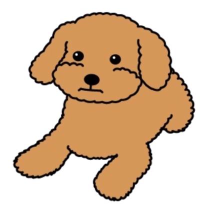 【アイコンなど】ペットの似顔絵描きます