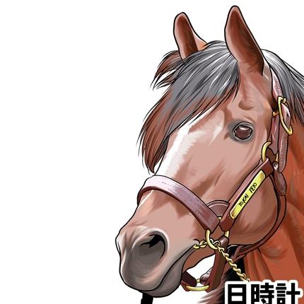 競馬関係のイラストを制作します!