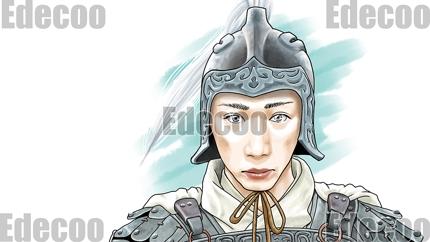 三国志など中国史上の登場人物(実在の人)のイラストを制作します!