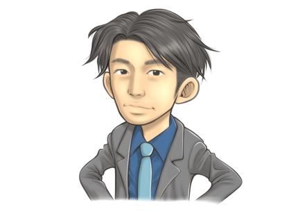Twitterやその他SNSで使える似顔絵お描きします。