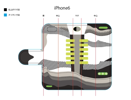 オリジナル携帯カバー
