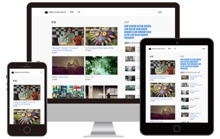 動画まとめサイト構築システム