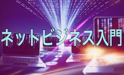 ネットビジネス入門(コンサルタント)