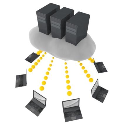 クラウドサーバー(共有)新規構築・移設・更新