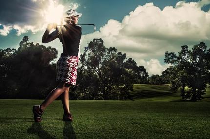 ゴルフに関する記事作成