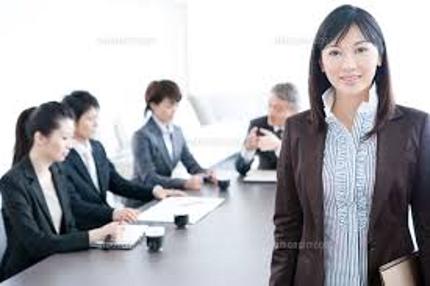 組織の活性化や問題解決策の作成・提案をします!