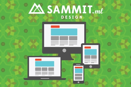 HTMLウェブサイト作成 (デザイン&コーディング)