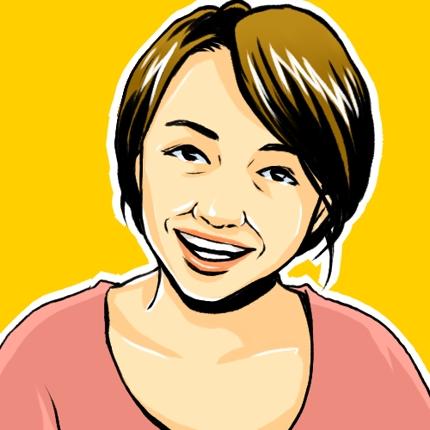 写真をもとにSNSや個人サイト、ブログに載せる似顔絵を描きます!
