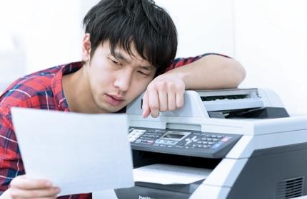 ファックス送受信をコスト0円で維持する設定作業