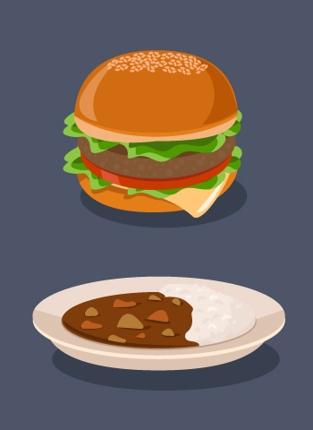 食べ物のイラスト制作します!いろんな作風でご対応!まずはご相談ください!