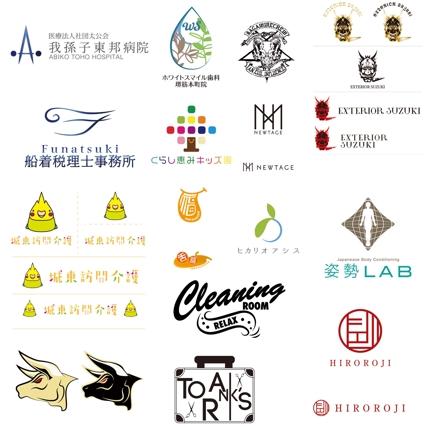 ★ ロゴデザイン ★ 良いものを気軽に相談できるロゴデザイン