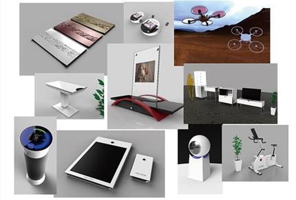 美しいプロダクトデザインを提供致します!