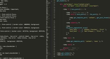 web制作できます(レスポンシブ、html5+css、jquery)