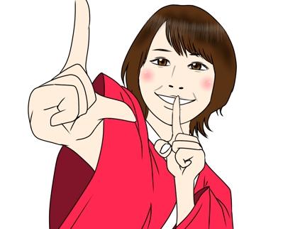 似顔絵プレゼント品質(デジタル/色紙)