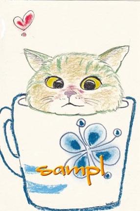 マグカップ猫