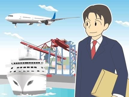 輸出通関に関するアドバイスを致します。