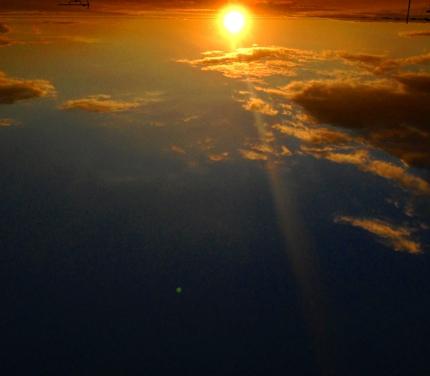 空の写真で癒されませんか?