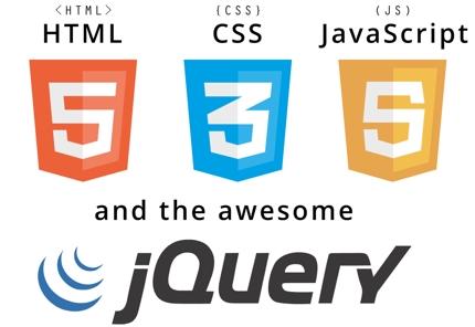 WebサイトでのJavaScript、JQuery、CSSの機能追加