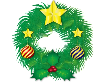 Christmas飾り