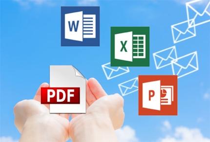 PDFからのデータをテキスト化・画像・紙媒体の文字起こし 少量作業は即日対応!