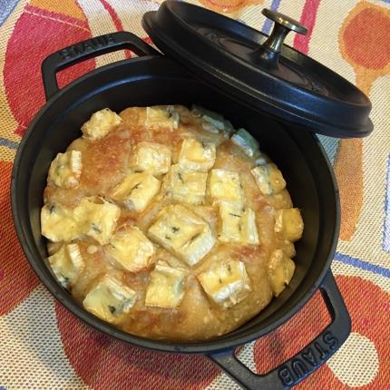 ストウブ鍋でパンを焼く。本気の簡単レシピ。