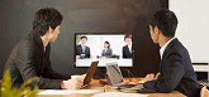 ビデオ会議 Web会議の通訳引き受けます