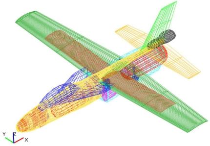 航空機3次元モデル作成(車・艦船も対応可)