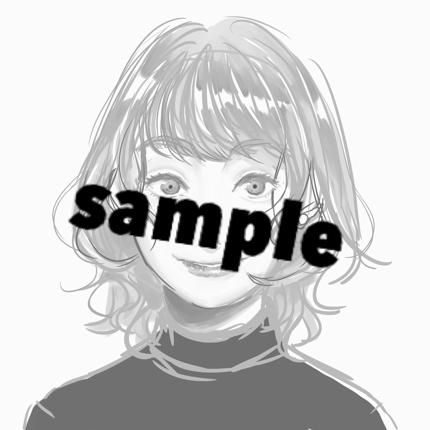 【特別価格】似顔絵書きます!!