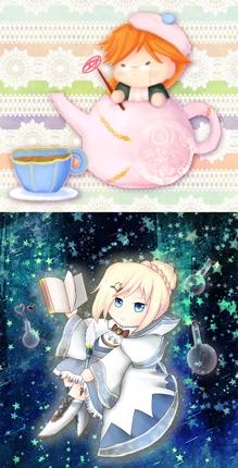 SDキャラクターデザイン