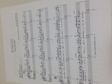 【ピアノ】楽譜に「ドレミ」のフリガナをつけます!