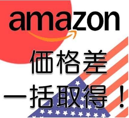 Excelで日米Amazonの価格差を一括取得するツール