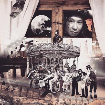 BORDER 2nd album「ROMANCE」CD