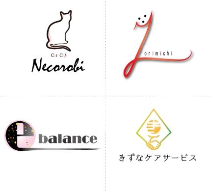 安く、オシャレなロゴデザイン&作成