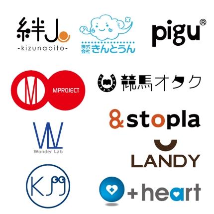 スピードとクオリティ自信あり!会社・お店のロゴデザインします!