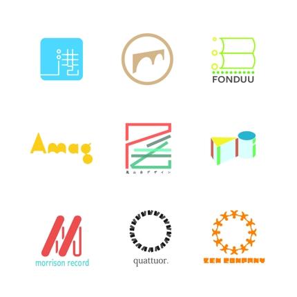 ロゴデザインの作成